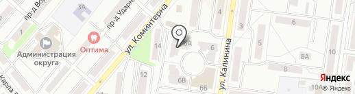 LobStar на карте Королёва