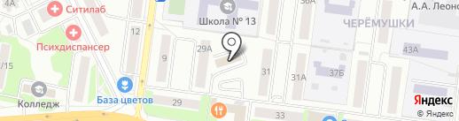 Технологии Радиосвязи на карте Королёва