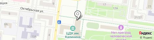 Алтис на карте Королёва