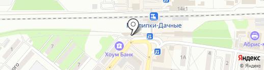 РосДеньги на карте Королёва