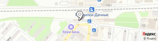 МегаФон на карте Королёва