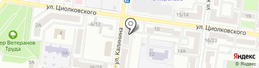 Аптека на карте Королёва