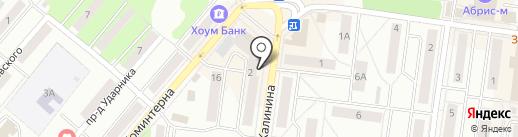 Билайн на карте Королёва