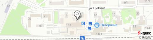 Веста-СА на карте Королёва