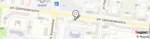 Магазин автозапчастей на карте Королёва