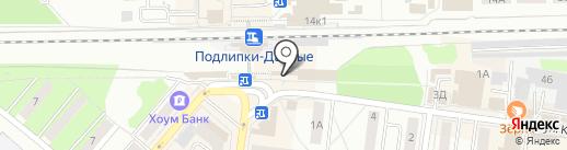 Великатес на карте Королёва