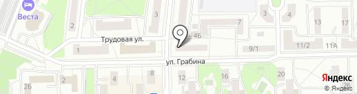ЖелДорПОСТАВКА-М на карте Королёва