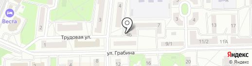Боцман на карте Королёва