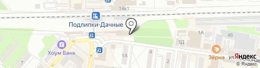 Мобил Элемент на карте Королёва