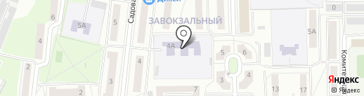Детский сад №14, Светлячок на карте Королёва