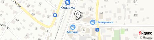 Sturm на карте Пушкино