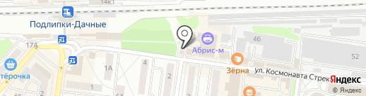 Овощной магазин на карте Королёва