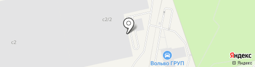 Джон Дир на карте Домодедово