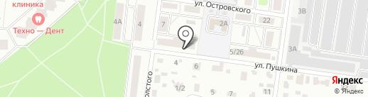 Бриз на карте Королёва