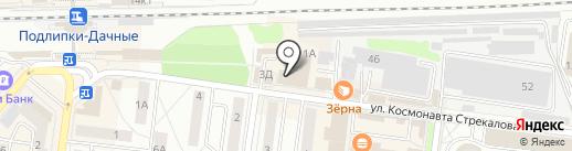Времена года на карте Королёва