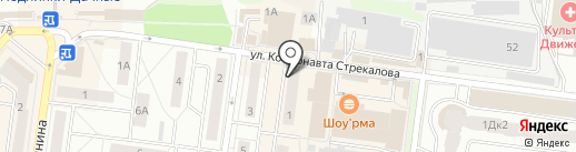 Pay.Travel на карте Королёва
