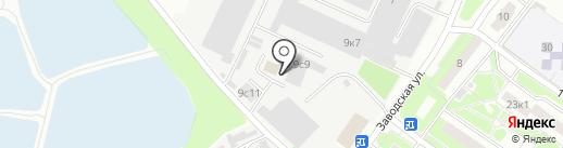 HAUSSERVICE на карте Пушкино