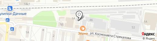 A8 motors на карте Королёва