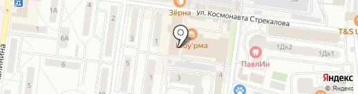 Арго на карте Королёва