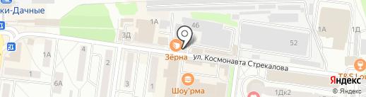 Мастерком на карте Королёва