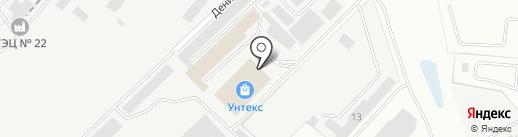 ЗЕДЕКС на карте Дзержинского