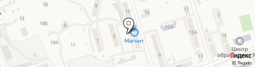 Магнит на карте Болохово