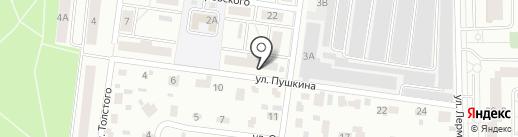 Нептун на карте Королёва