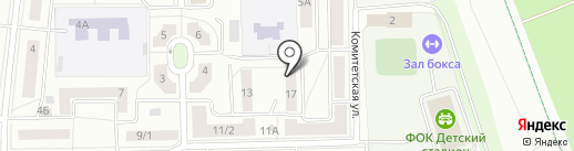 У Натальи на карте Королёва