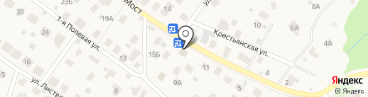 Позитив на карте Пушкино