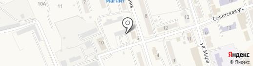 Интек-Пром на карте Болохово
