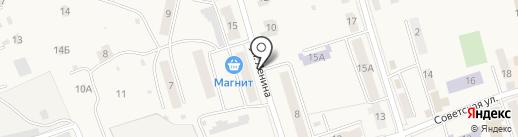 Магазин игрушек и канцтоваров на карте Болохово