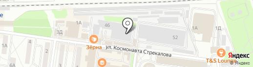 Home Market на карте Королёва