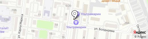 Smoky Dreams Lounge на карте Королёва