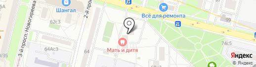 Rondell на карте Москвы