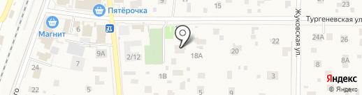 DS-Color на карте Пушкино