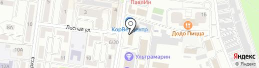 МейТан на карте Королёва