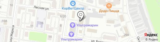 Интеллект на карте Королёва