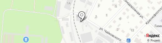 SV-auto на карте Пушкино