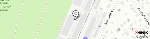 ХозСнабЛидер на карте Пушкино