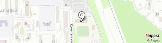 Ice Gracia на карте Королёва