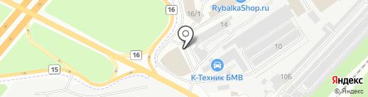 DaVita на карте Дзержинского