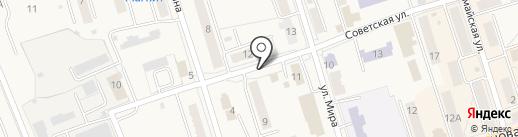 Пивная Гавань на карте Болохово