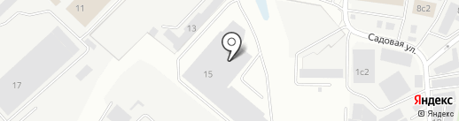 СБС на карте Дзержинского