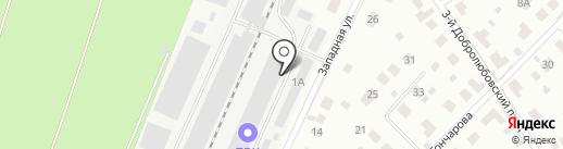 Кафельимпорт на карте Пушкино