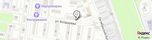 Спектр-Гарант на карте Королёва