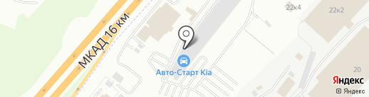 ФИТСНАБ на карте Дзержинского