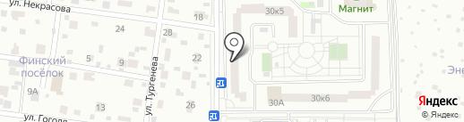 Доктор-Фарм на карте Королёва
