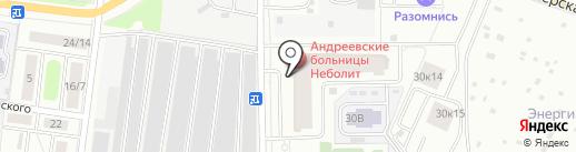 Кофейня на карте Королёва