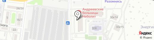 Автолицей Калита+ на карте Королёва