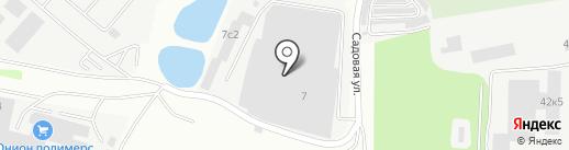 Плафен на карте Дзержинского